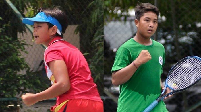 Dua Petenis Junior Andalan Kalsel Gagal Ikuti Kejuaraan di Kazakhstan, Ini Sebabnya