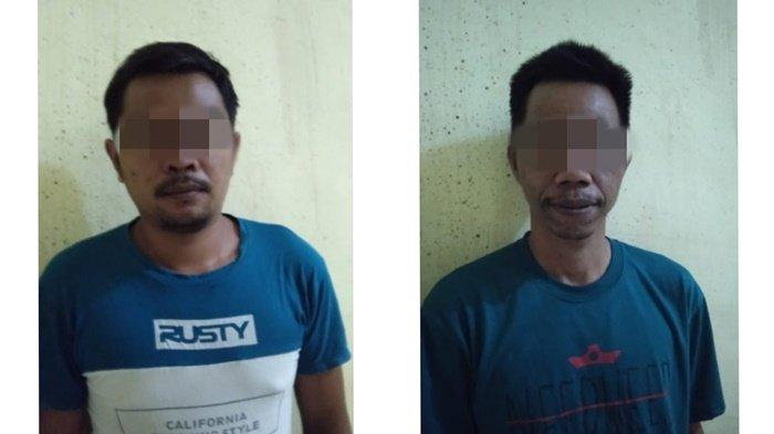 Dalangi Judi Togel Kertas Kupon, Dua Pemuda Halong Balangan Rasakan Sel Tahanan