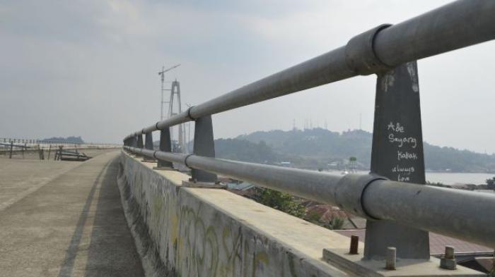 Pulang dari Rumah Kekasih, Murhum Lompat dari Jembatan Mahkota II Samarinda, Ini Diduga Penyebabnya
