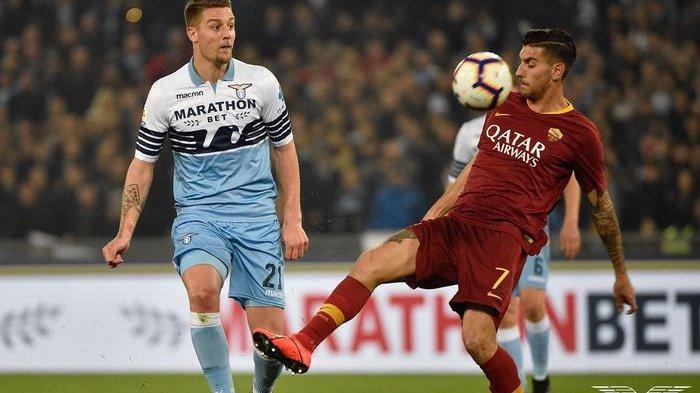 Jadwal Liga Italia Pekan 18 Siaran live RCTI, AC Milan Diuntungkan Inter vs Juventus, Ada Derby Roma