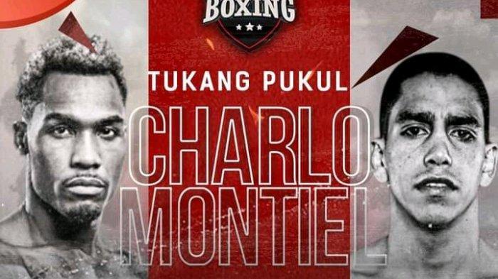 LIVE TVOne! Jadwal Tinju Dunia Jermall Charlo vs Montiel Hari Ini, Link Streaming TV Online Showtime