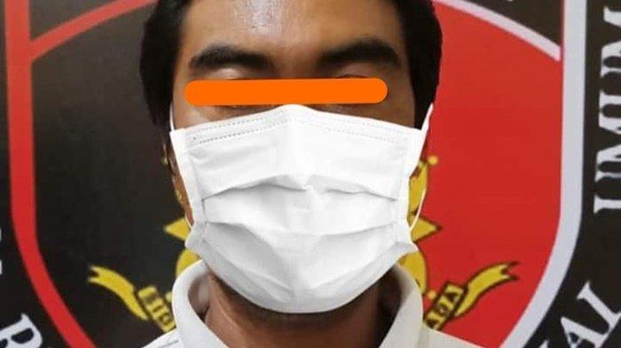 Anggota Polres Sukamara Kalteng Tangkap Dukun Cabul Perkosa Remaja Umur 25 Tahun
