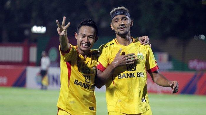 Terkatung-katung di Persija, Bruno Matos Berbulan Madu di Bhayangkara FC, Jadi Jimat Kemenangan