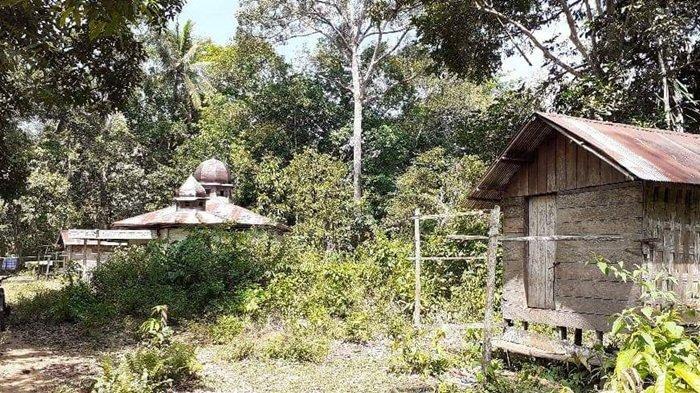 Berkunjung ke Dusun Anawit Aranio Saat Musim Hujan, Pengunjung Akan Hadapi Situasi Parah Ini