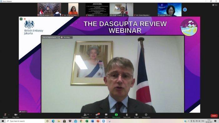 Duta Besar Inggris untuk Indonesia (RI) dan Timor Leste, Owen Jenkins