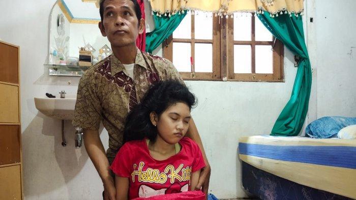 Echa si Putri Tidur Asal Banjarmasin Bangun di Hari ke 9 dan Sempat Menangis