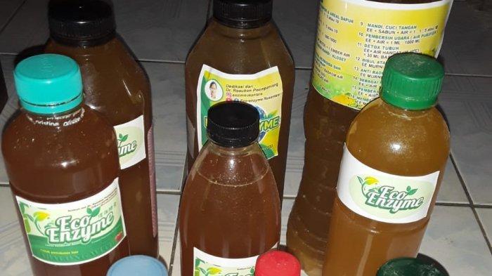 Eco Enzyme cairan sejuta manfaat