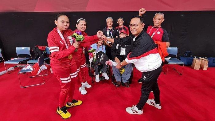 Para Peraih Emas di Paralimpiade Tokyo 2020 Dihadiahi Mobil, Indonesia Cetak Rekor Sejarah