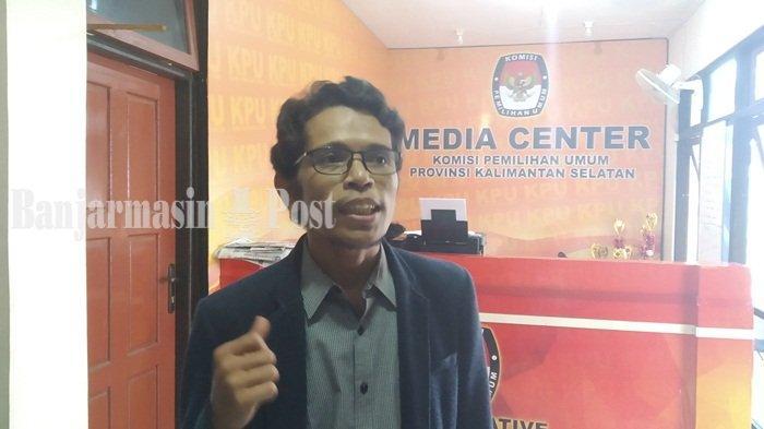 KPU Kalsel Tegaskan Aturan Kampanye, Semua Setop di Masa Tenang Termasuk Medsos
