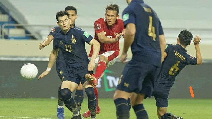 Link SCTV! Live Streaming Timnas Indonesia vs Vietnam Gratis di TV Online Mola, Egy dkk PD
