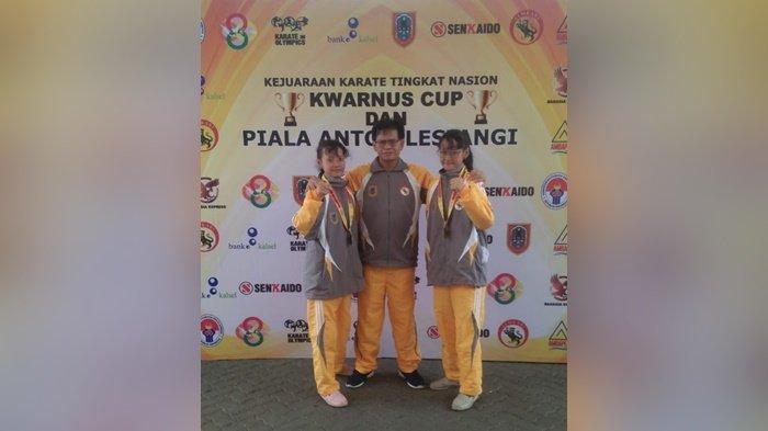 Kalahkan Juara Malaysia dan Thailand, Ekky Raih Emas Kwarnus Open di Bandung, Kalsel Raih Juara Umum