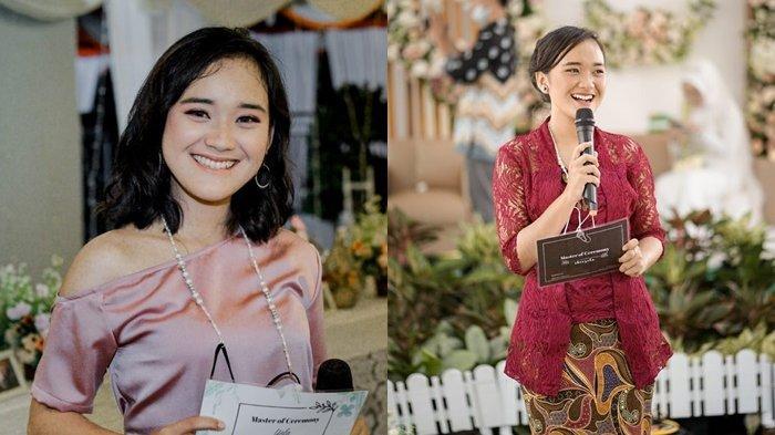 Suka Pekerjaannya Sebagai Master of Ceremony, Gadis Tabalong Ini Nggak Nyangka Bisa Jadi MC