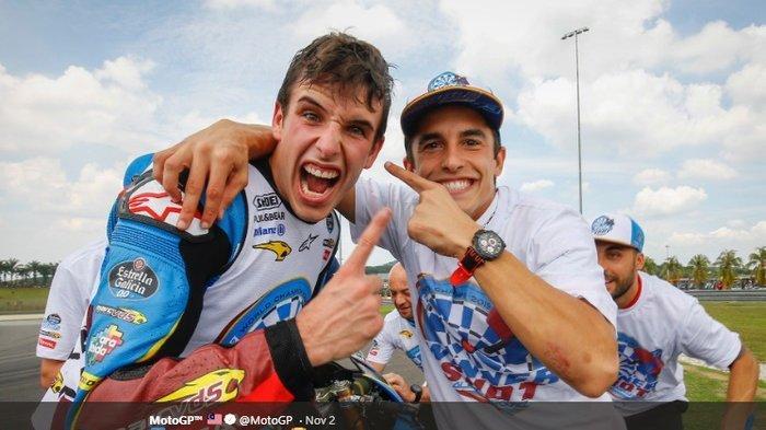 Kalahkan Valentino Rossi, Marc Marquez & Alex Marqueza Jadi Kakak-Adik Tersukses di MotoGP