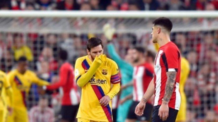 Prediksi & Link Live Streaming Bilbao vs Barcelona di TV ...