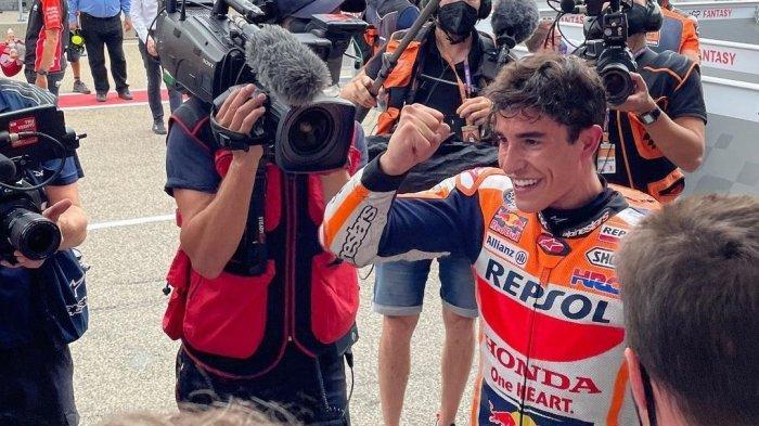 Jadwal MotoGP Styria 2021 Live Streaming Trans7, Peforma Marc Marquez Akan Makin Baik