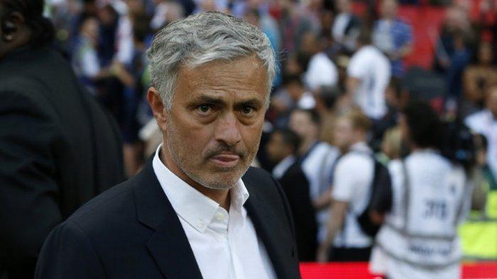 Tepat Sebelum Kontra Man United, AS Roma Umumkan Mourinho Jadi Pelatih Anyar : 'Tak Sabar'