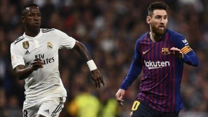 LINK Nonton TV Online Villarreal vs Barcelona Liga Spanyol Live Streaming Bein Sports 1, Messi Main