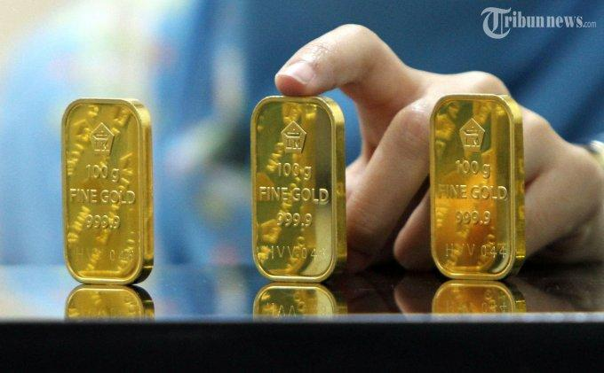 Harga Emas Hari Ini di Pegadaian, Emas Antam Turun Jadi Rp 978.000 Per Gram Pada 15 Juli 2021