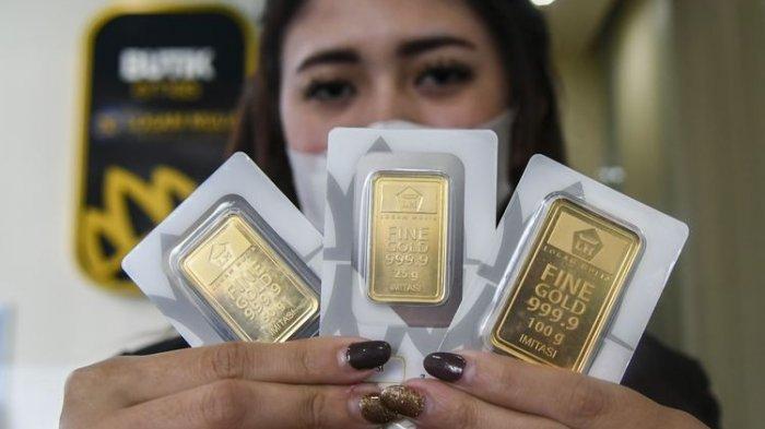 RINCIAN Harga Emas Antam Hari Ini, Naik Jadi Rp 918.000 Per Gram, Dilengkapi Tips Investasi Emas