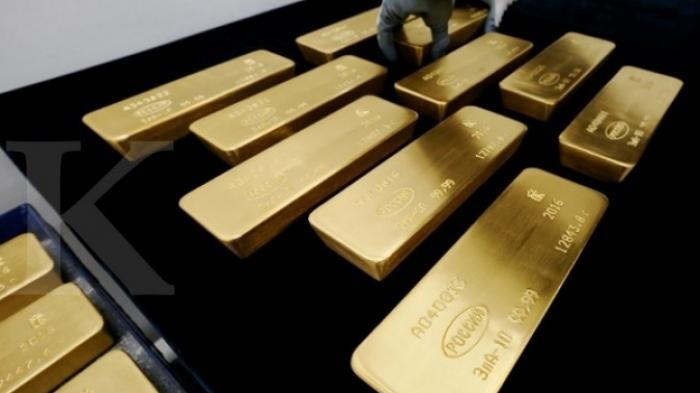 Harga Emas Antam Turun Tipis Awal Pekan, Berikut Top 10 Negara Pemilik Emas Terbanyak