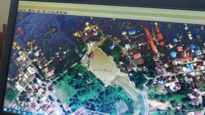 Wisata Kalsel, Embung Sidodadi di Kota Banjarbaru Luasnya 0,72 Hektare