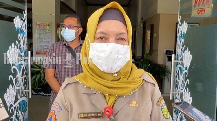 Jurnalis di Palangkaraya Jalani Vaksinasi di Kantor Kesehatan Pelabuhan