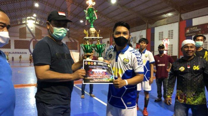 Empat BPK Jalin Silaturahmi Melalui Mini Turnamen Futsal Morsefire Pemadam Banjarmasin