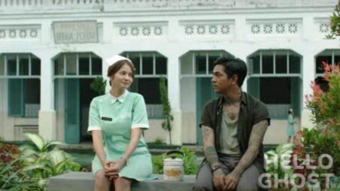 Enzy Storia Comeback di Film Hello Ghost, Adu Akting Onadio Leonardo dan Hesti Purwadinata