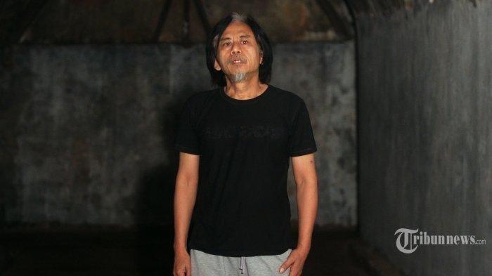 Epy Kusnandar, pemain Kang Mus di Preman Pensiun 5