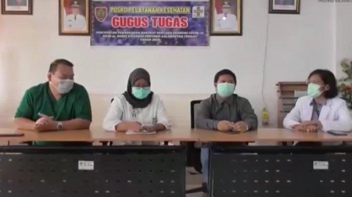 UPDATE Corona di Kalteng, 4 Pasien di RS Doris Sylvanus Sembuh, Ergon Deg Degan
