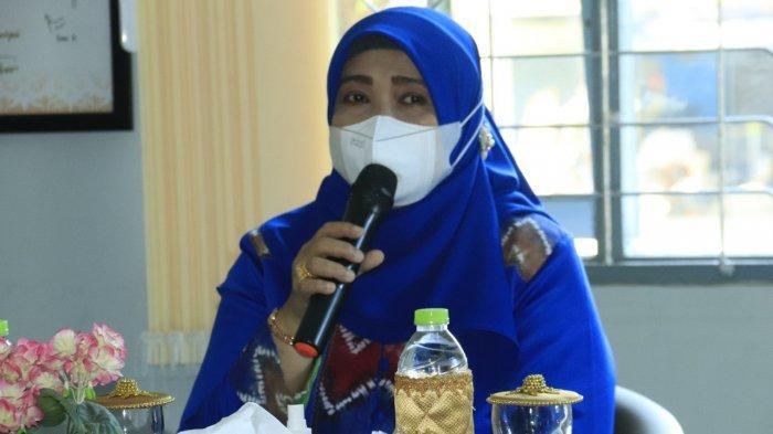 Ermina Wartono Beri Arahan di Rapat Tim PPA Penanganan Kekerasan Perempuan dan Anak Kota Banjarbaru