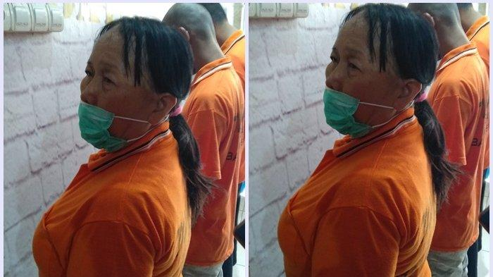 Terlibat Trafficking, Wanita Setengah Abad Ini Jual Anak Dibawah Umur Rp 250 Ribu