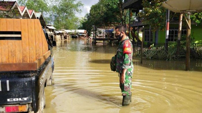 Jadi Langganan Banjir, Warga Sinar Bulan Tanbu Akan Direlokasi, 50 KK Sudah Setuju