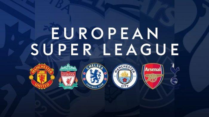 European Super League Resmi Ditangguhkan !