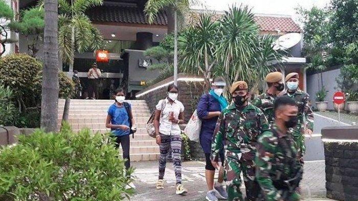 9 dari 62 WN India di Hotel Ibis Jakarta Positif Covid-19, Kini Diungsikan untuk Isolasi