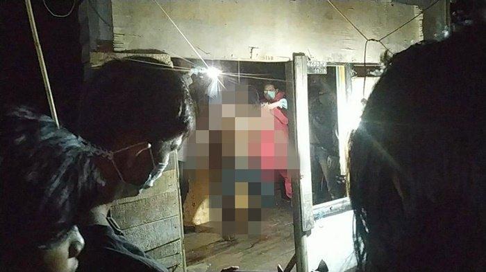 Jasad Pemuda Batola Kalsel Ditemukan Tewas Tergelantung, Pernah Ada Gangguan Jiwa