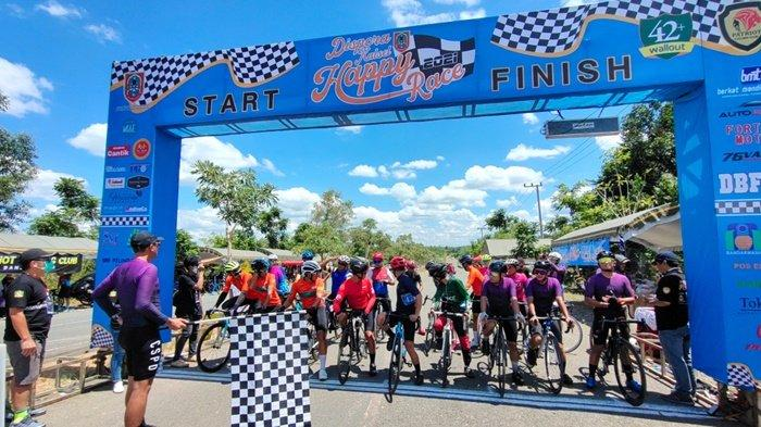 Dispora Kalsel Happy Race 2021 Digelar, Paman Birin Harapkan Jadi Event Olahraga Besar