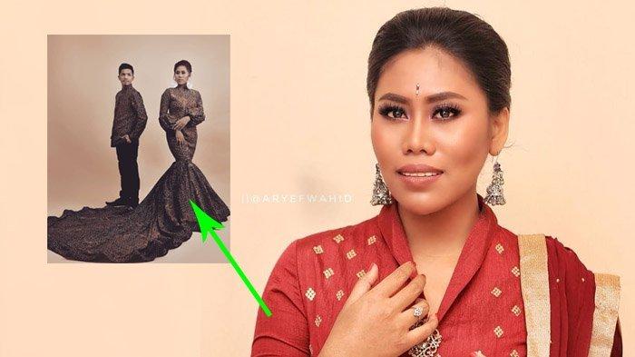 Menikah di Dusun, Profesi Calon Suami Evi Masamba Jadi Sorotan, Kondisi Evi Juga Disorot