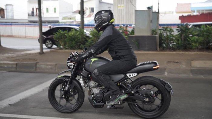 Exclusive mini-touring terbatas  XSR 155 Motoride