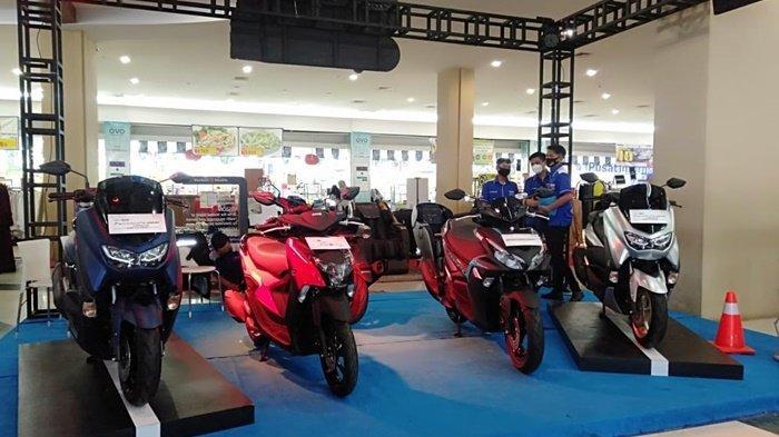 Dengan berbagai kemudahan yang diberikan, Anda bisa mendapatkan Expo Bazzar Ramadan Yamaha yang ada di Grand Floor Q Mall Banjarbaru, berlangsung sejak 5-9 Mei 2021.