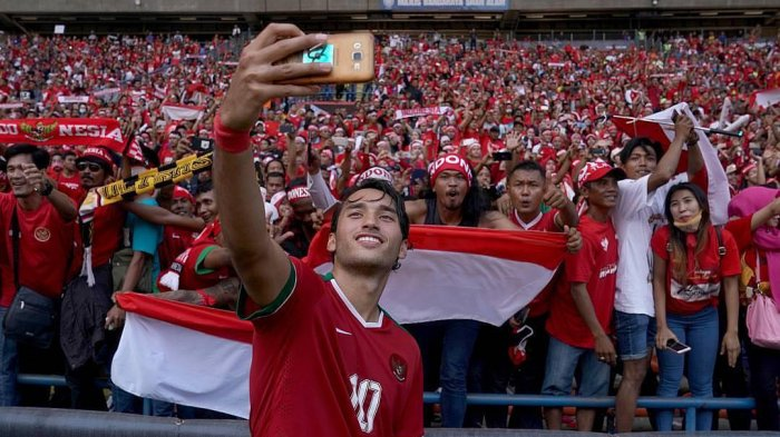 Kronologi Striker Persib Bandung Ezra Walian Bisa Bela Timnas Indonesia di Pentas Internasional