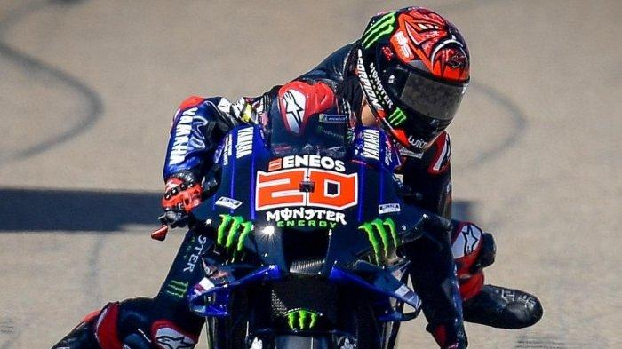 Jadwal Siaran Langsung MotoGP Styria 2021, Kualifikasi & Race MotoGP 2021 Live Trans 7 & Fox Sports