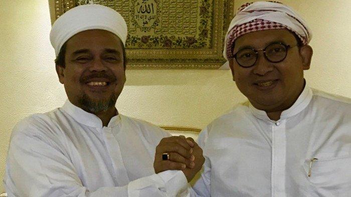 Tema ILC TV One Soal Habib Rizieq Pulang Batal, Fadli Zon Sindir Karni Ilyas