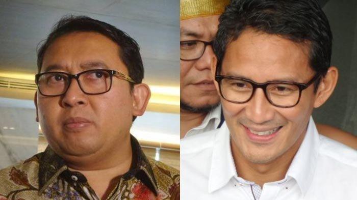 Fadli Zon Bantah Ada Pertengkaran Hebat di Tim Prabowo-Sandiaga Uno Usai Pilpres 2019