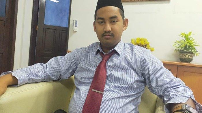 Fadliansyah SH MH, Ketua DPRD Kota Banjarbaru, Kalimantan Selatan.