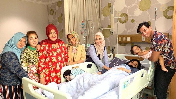 Penyakit Fairuz A Rafiq Tertungkap, Imbas Ulah Galih Ginanjar, Rey Utami & Barbie Kumalasari Cs?