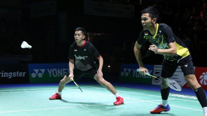Link Live Streaming Final German Open 2018 Fajar/Rian Satu-Satunya Wakil Indonesia di Final