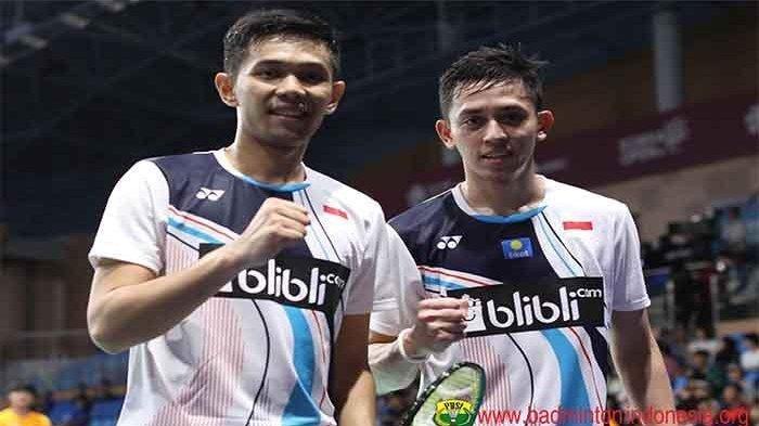 BERLANGSUNG! Live Streaming Semifinal Malaysia Masters 2020, Ahsan/Hendra Kalah, Fajar/Rian Main