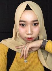 Trik Hijabers Gunakan Warna-warna Pastel, Menurut Galuh HSS Ini Alasannya