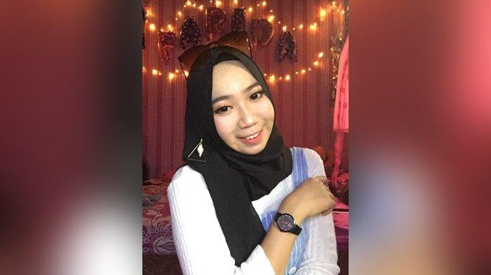 Tetap Menarik Walau Pakai Masker, Ikuti Trik Cantik Galuh Kabupaten HSS